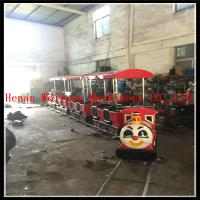 Buy cheap shopping mall indoor game train rides electric train thomas track train for sale from wholesalers