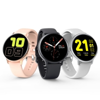 Buy cheap X7 FT60 W26 I Watch Series 4 Fashionable IP Waterproof S2 F35 Round BTE Call Smart Watch Steps Sleep Heart Android Smart from wholesalers