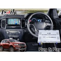 Buy cheap Ford Everest Android 6.0 Auto Interface for SYNC 3 System Built in Mirrorlink WIFI Bluetooth and GPS Navigation from wholesalers