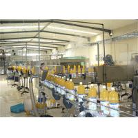 Buy cheap 8000BPH Apple Fruit Processing Line With Pet Bottle Package from wholesalers
