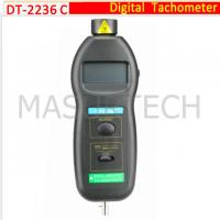 Buy cheap 2in1 Portable Digital Laser Non-Contact & Contact Tachometer DT-2236C from wholesalers