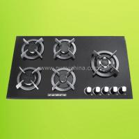 Buy cheap Built-in Gas Hobs 5 Burners from wholesalers