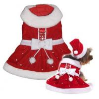 Buy cheap Christmas dog clothes from wholesalers