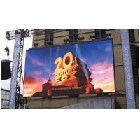 Buy cheap SMD2727 P5 Electronic Billboard Advertising 160 * 160mm For Performances / Gatherings from wholesalers