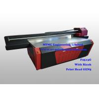 Buy cheap Ricoh GEN5 Head UV Industrial Printing Equipment For Package / Fridge from wholesalers