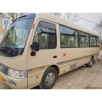 Buy cheap 1HZ 6 Cylinder Diesel Toyato Used City Bus 2010 Year With 19-29 Seaters product