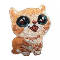 Buy cheap Cute Animal Shaped Chenille Embroidery Patches For Clothing / Towel Decor from wholesalers