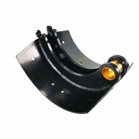 Buy cheap Arvin Meritor Model 4592A Brake Shoe MERITOR A1-3722-J-686 from wholesalers