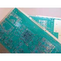 Buy cheap High Frequency PCB RO4350B 20 mil Double Sided Circuit Board and No track finish required,Copper exposure from wholesalers