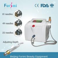 Buy cheap Micro Needles Fractional max rf skin treatment systems italy Facial Beauty Equipment microneedle benefits from wholesalers