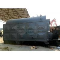 Buy cheap 6T Coal Fired Residential Boiler Wood Fired Industrial Boilers Low Pressure from wholesalers