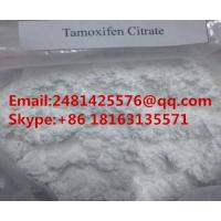 Buy cheap Raw High Purity Anti Estrogen Steroids Tamoxifen Nolvadex Powder CAS 54965-24-1 from wholesalers