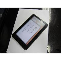 Buy cheap support Audio formats, MP3, WMA, FLAC, AAC, OGG, APE MP3 Ebook Reader Touch Screen from wholesalers
