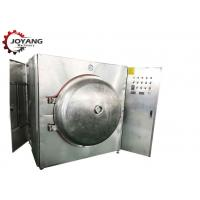 Buy cheap Industrial Chicken Heart Microwave Vacuum Machine , Vacuum Drying Machine For Extraction from wholesalers