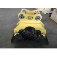 Lower Noise Hydraulic Excavator Plate Compactor For Kobelco Excavator SK60 SK55