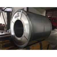 1.0mm Thickness Galvanized Steel Coil / Sheets 1250mm Width Length Customized