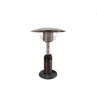 Buy cheap Outdoor free standing Steel powder coating small table top Propane Patio Heater from wholesalers