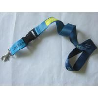 Buy cheap Heat Transfer Lanyard Event Lanyard Printed With Custom Logo from wholesalers
