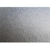 Buy cheap Stucco Aluminum Tread Plate Alloy 1100 Patterned 3 Mm Aluminium Checker Plate  from wholesalers
