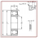 Buy cheap 180 mm x 380 mm x 126 mm 180 mm x 380 mm x 126 mm NKE NU2336-E-MA6 NKE Bearing from wholesalers