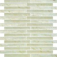 Buy cheap Home Decoration kitchen Wall Glass Mosaic Tiles Linear from wholesalers