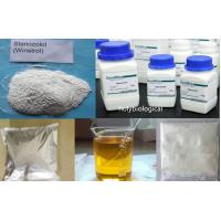 Buy cheap Weight Gaining Stanozolol 50 Mg Injectable , Cas 10418 03 8 Stanozolol Weight Loss from wholesalers