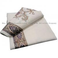Buy cheap Arab pure wool embroidery scarf from wholesalers