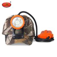 Buy cheap High Quality Mining Equipment RD500 1W-3W Mining Cap Lights Used  for Mining from wholesalers