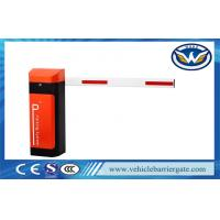 Buy cheap AC220V / 110V Traffic Barrier Gate Security Parking Boom Gate from wholesalers