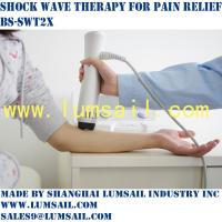 Buy cheap ESWT Extracprporeal Shockwave Therapy Machine For Tennis Elbow Lateral Epicondylitis from wholesalers