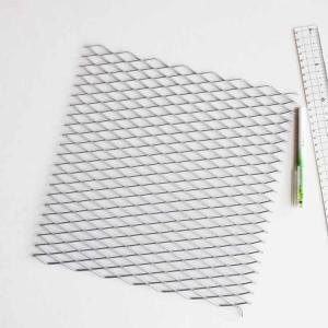 Buy cheap Fireproof Decorative Metal Ceiling Panels , Mesh Ceiling Tiles Unique Design product