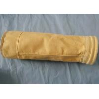 Buy cheap Polypropylene Glass P84 Filter Fabric washable micron filter media Anti acid from wholesalers