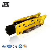 Buy cheap Soosan Type Hydraulic Breaker Attached Hire Concrete Breaker High Quality from wholesalers