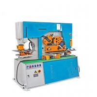 Buy cheap Small Ironworker Machine Q35Y Series Hydraulic Driving Power Source from wholesalers