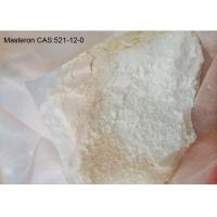 Buy cheap Cutting Cycle Oral Anabolic Steroids CAS 521-12-0 Masteron / Drostanolone Propionate Powder from wholesalers