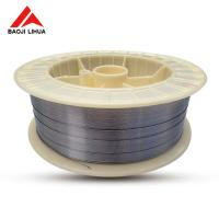 Buy cheap Chemical Pure Titanium Alloy Wire Gr1 Gr2 Gr5 High Formability Good Weldability from wholesalers