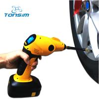 Buy cheap 2017 Tonsim new style portable cordless air pump tire inflator from wholesalers