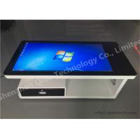 Buy cheap 42 infrared touch screen lcd monitor information interactive table for coffee from wholesalers