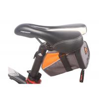 Buy cheap Road Bike Saddle Bag With Reflective Stripe Easy Installation Seatpost Bags For Bicycles from wholesalers