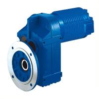 Buy cheap F97/R57 Ratio 6338/2448/1023 reverse gearbox electric motor worm gear from wholesalers