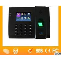 Buy cheap High Quality Colorful Screen 3000 Fingerprint Time Clock  Bio-T4-C Attendance from wholesalers