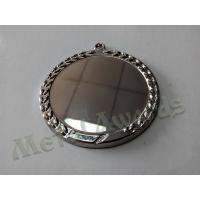 Buy cheap Fashion Design Custom Engraved Medals Commemorative Medallions Hard Enamel from wholesalers