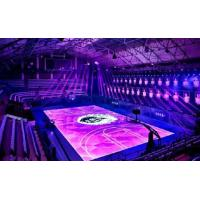 Buy cheap Waterproof RGB LED Stage Floor , DMX LED Dance Floor Tiles High brightness from wholesalers