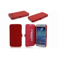 Buy cheap Eco Friendly PU Mobile Phone Leather Case For Samsung i9150 Galaxy Mega 5.8 from wholesalers