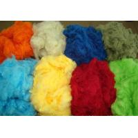 Buy cheap dope dyed Polyester staple fiber from wholesalers
