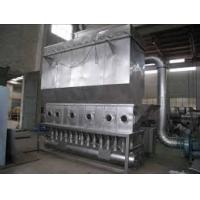 Buy cheap Boiling Horizontal Fluidized Bed Dryer drying powder / granule materials from wholesalers