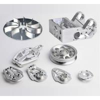 Buy cheap Customized Aluminum Cnc Machined Parts / Industrial Precision CNC Milling Parts from wholesalers