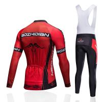 Buy cheap Colorful Long Sleeve Cycling Jersey , Custom Cycling Apparel Embroidery Logo from wholesalers