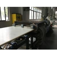 CE Certificated Plastic Sheet Extrusion Machine For Kitchen Cutting Board