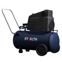 Buy cheap 1080W 8 Gallon Oil Free Air Compressor Horizontal Tank With Removable Handle from wholesalers